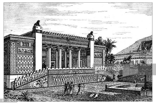 80 Persepolis High Res Illustrations Getty Images