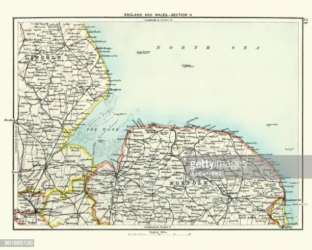Carte Norfolk Angleterre.60 Meilleurs Norfolk Illustrations Cliparts Dessins Animes