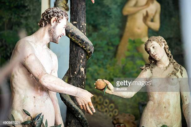 ilustraciones, imágenes clip art, dibujos animados e iconos de stock de anticuario (aprox. 1400-1500) estatuas en italiano original sin chapel - los siete pecados capitales