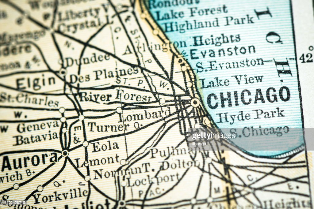 Antique Usa Map Closeup Detail Chicago Illinois High-Res ... on chicago illinois map, chicago zip code map, chicago cta map, chicago neighborhood map, airport chicago il map, chicago topographic map, chicago map usa with states, chicago map outline, chicago crime map, chicago on google maps, chicago united states map, chicago university on map, chicago on north america map, chicago loop map, lake michigan chicago map, chicago on world map, chicago street map, chicago on illinois,