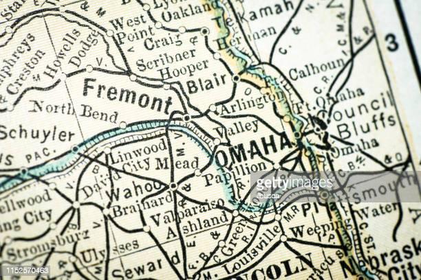 60 Top Omaha Neska Stock Illustrations, Clip art, Cartoons ... Where Is Omaha Neska On The Us Map on