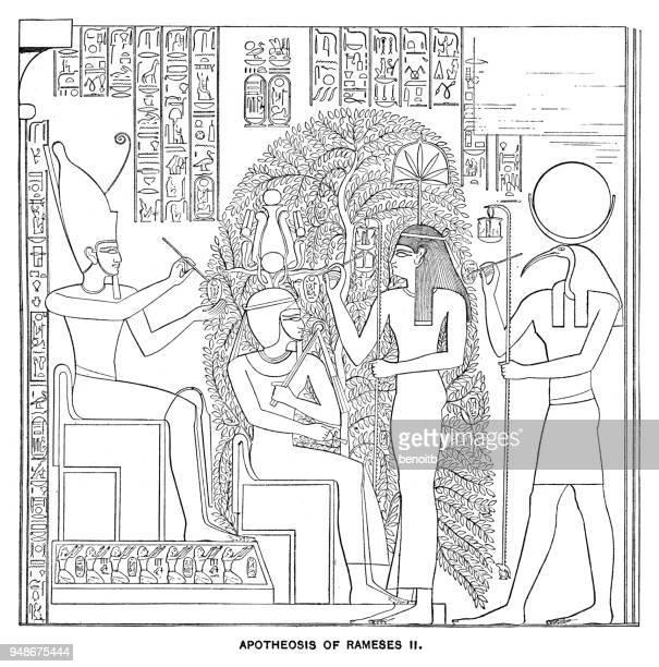 Apotheosis of Rameses II