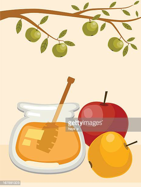 Apple Harvest And Honey