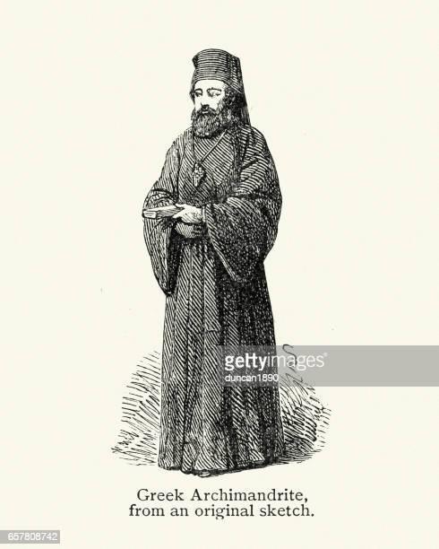 Archimandrite -  Eastern Orthodox Abbot