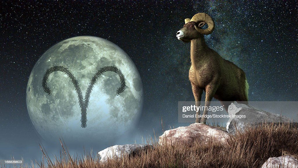 Aries Is The First Astrological Sign Of The Zodiac Its Symbol Is The