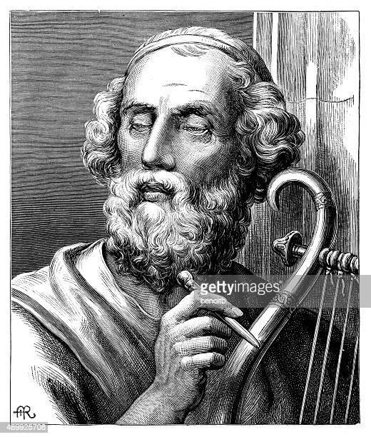 ilustraciones, imágenes clip art, dibujos animados e iconos de stock de aristole - filosofos griegos