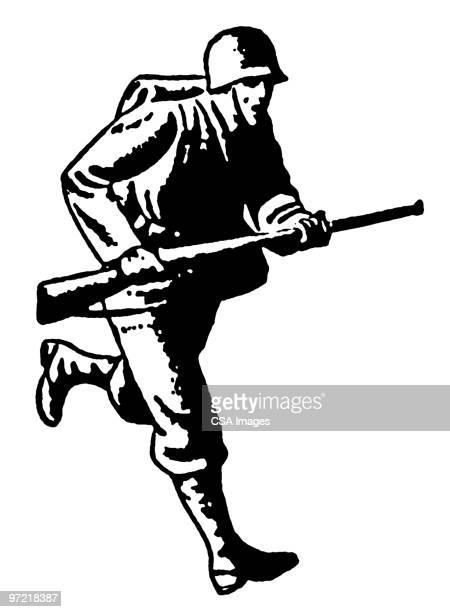 army - army soldier stock illustrations