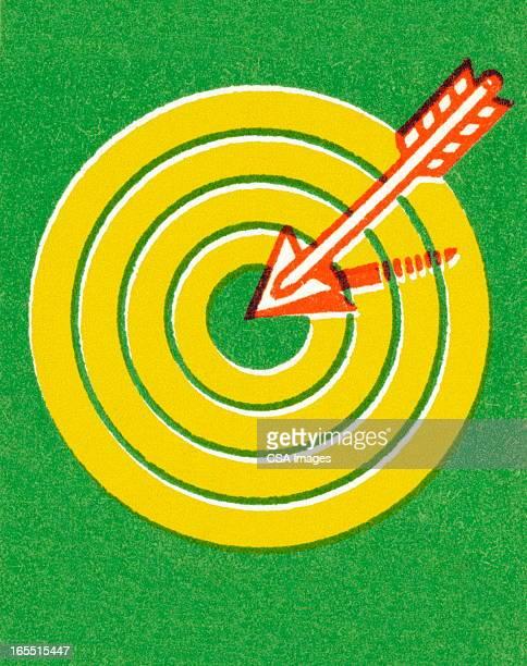 Arrow in the Bullseye