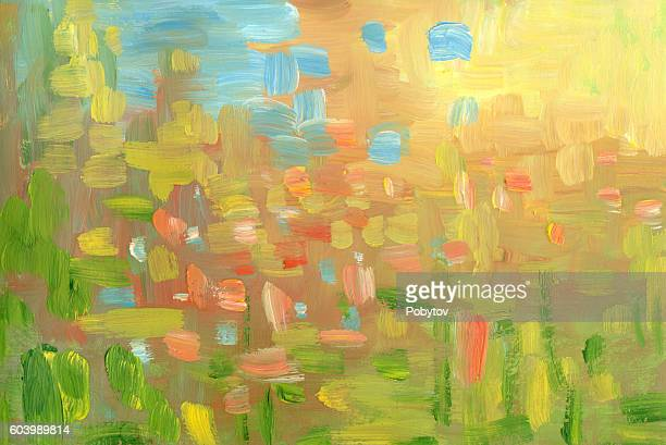 art abstract background