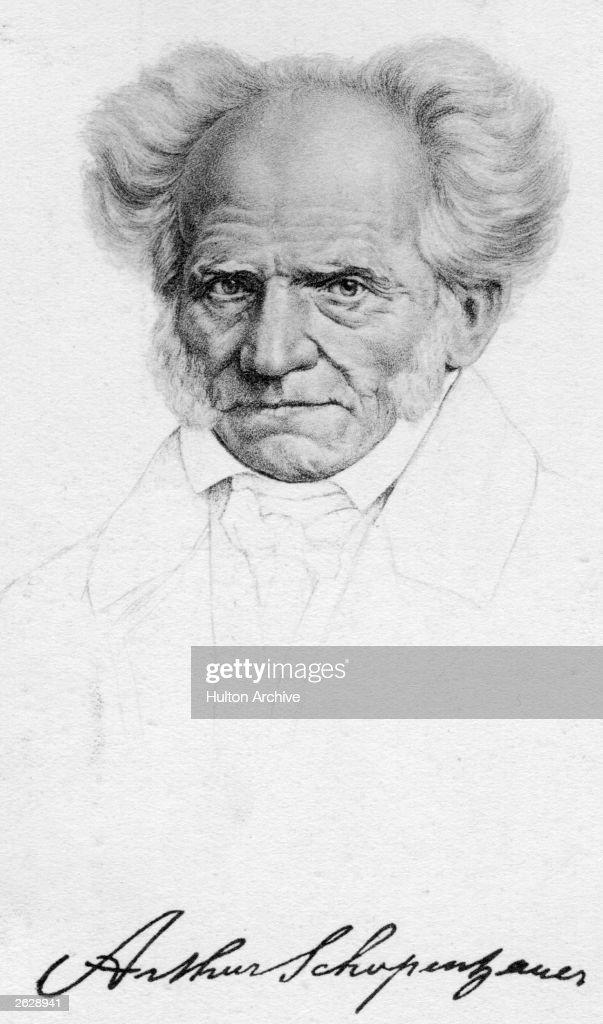 Arthur Schopenhauer : News Photo