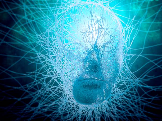 Artificial Intelligence, Conceptual Image Wall Art