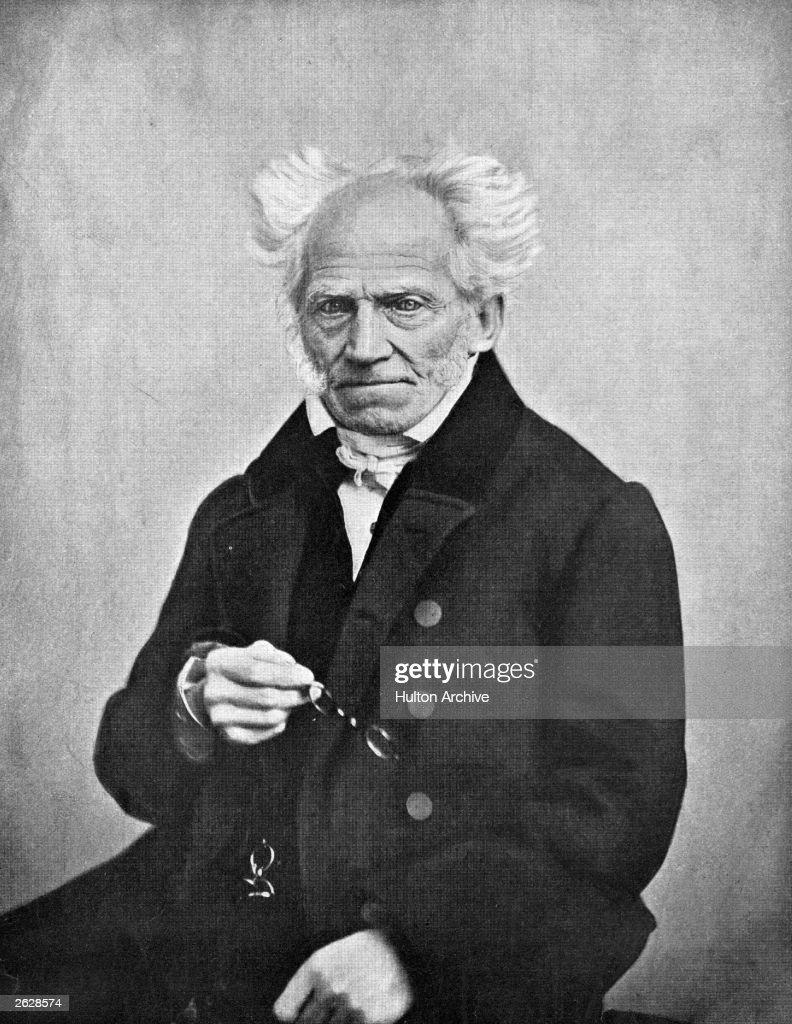 Artur Schopenhauer : News Photo