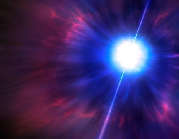 Artwork of a gamma-ray burster