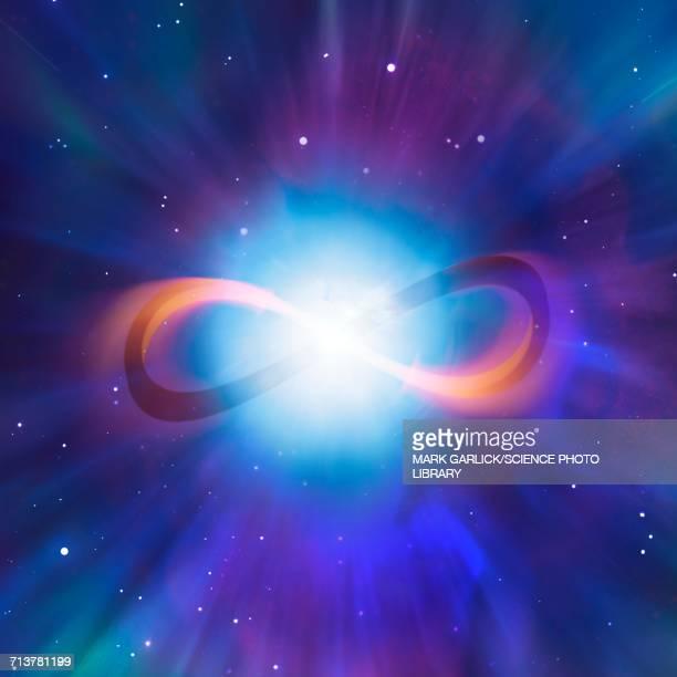 Artwork of the Infinity Symbol