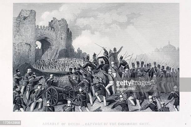 79点の1857年のインド大反乱イラスト素材 - Getty Images