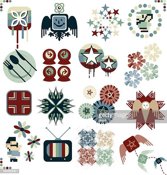 Assorted Icons 001