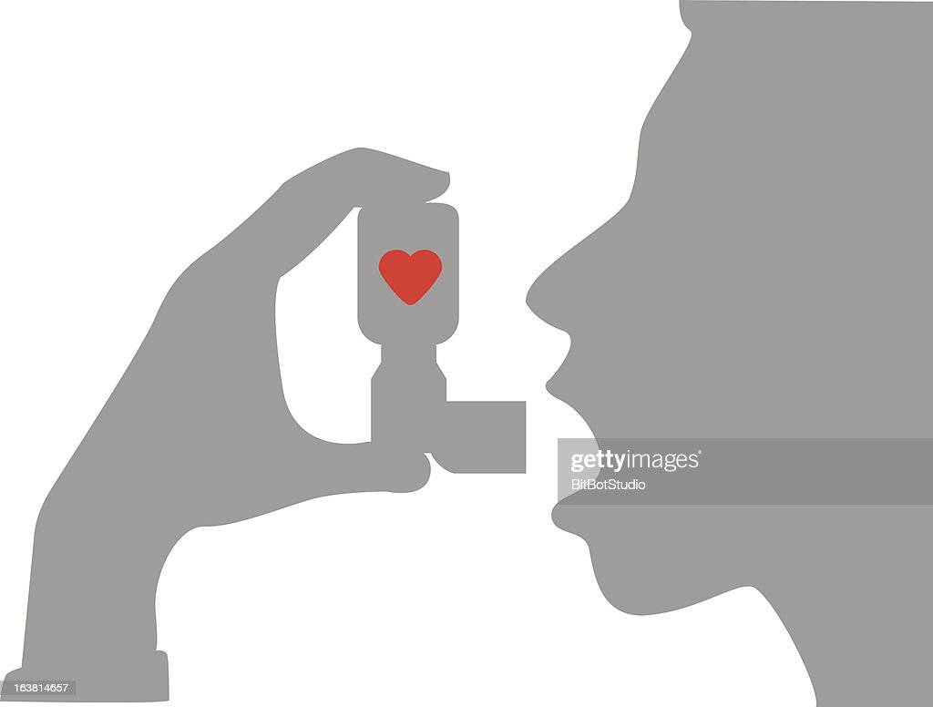 asthma can be cured with love
