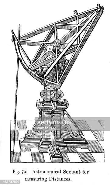 Astronomical Sextant
