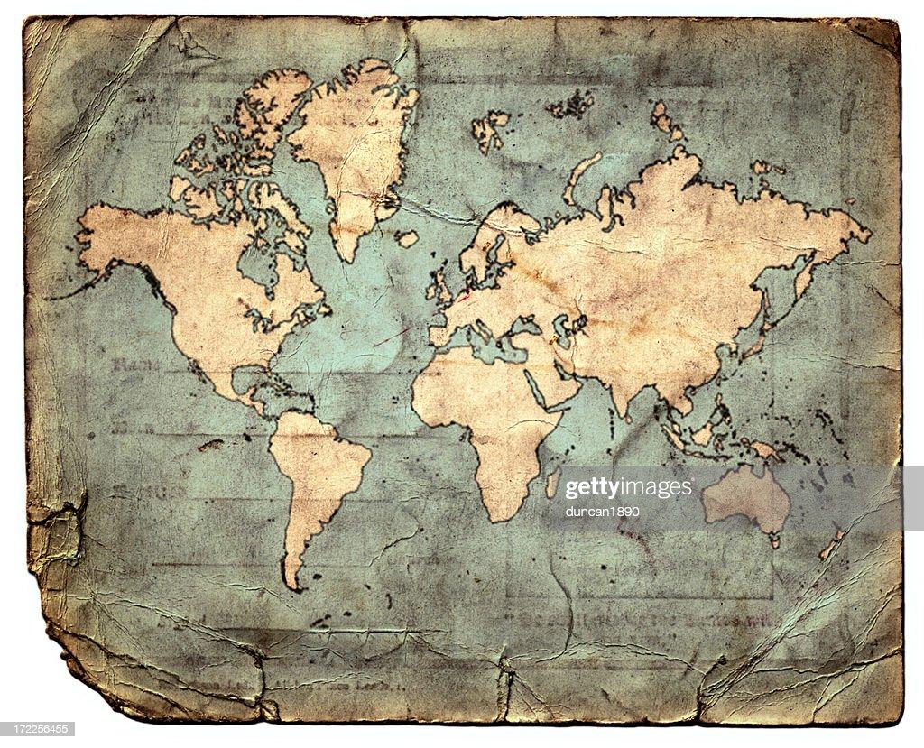 Atlas : Stock Illustration