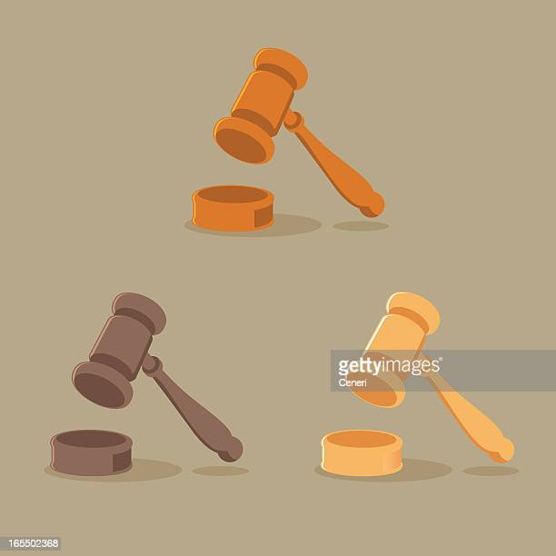 auction / justice gavel