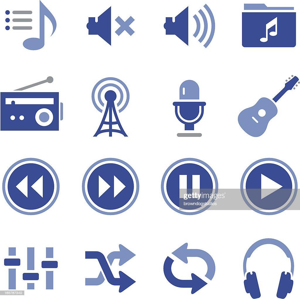 Audio Icons - Pro Series