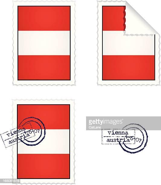 Österreichische Stempel Set