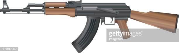 automatic kalishnikov (ak-47)