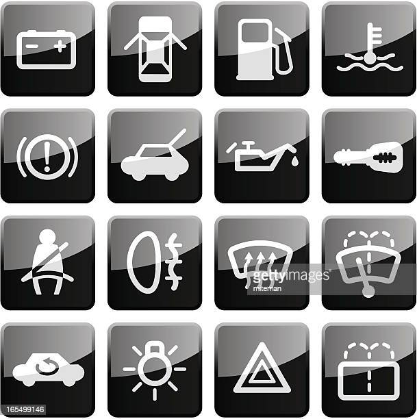 Automotive Controls | Glossy Collection