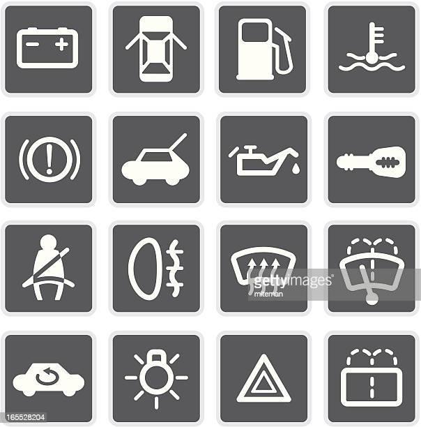 Automotive Controls | Matte Collection