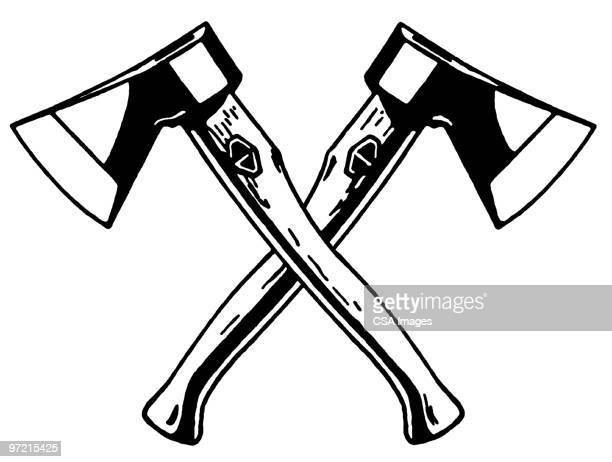 Axe Stock Illustrations And Cartoons Getty Images