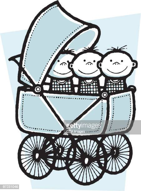 babies - baby stock illustrations