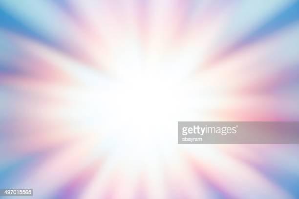 Fondo con rayo de sol