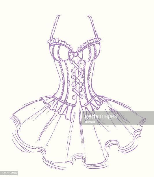Ballet Costume Sketch