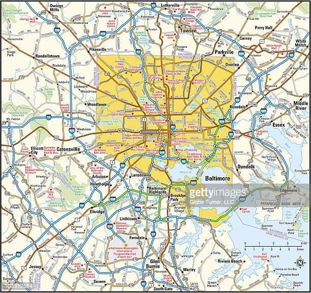 Baltimore, Maryland area