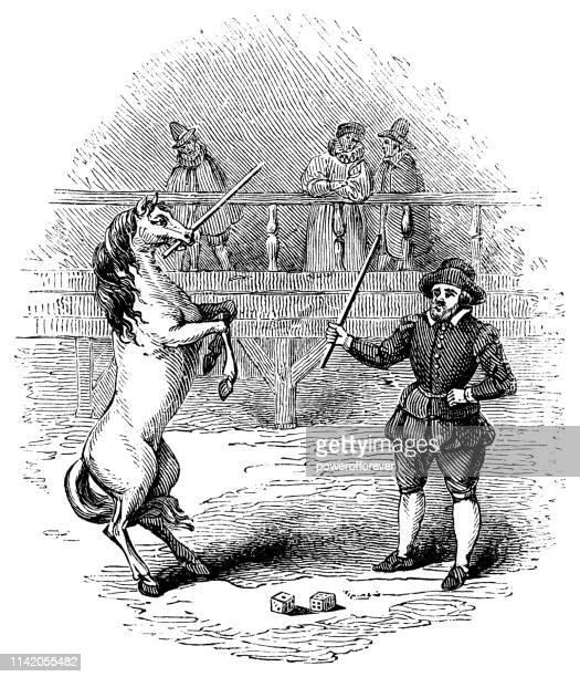 Bankes's Horse Performance - 16th Century
