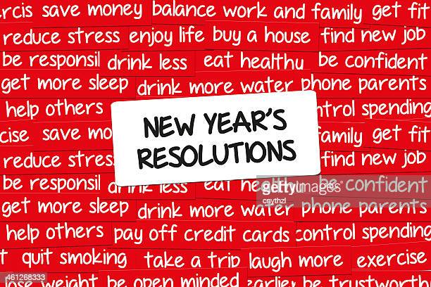 a banner for a new years resolution concept - quitting smoking stock illustrations, clip art, cartoons, & icons