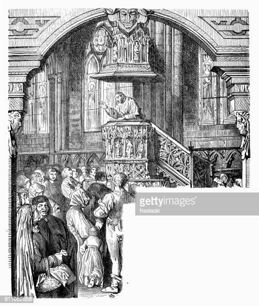 フランス語の洗礼 - 1800~1809年点のイラスト素材/クリップアート素材/マンガ素材/アイコン素材