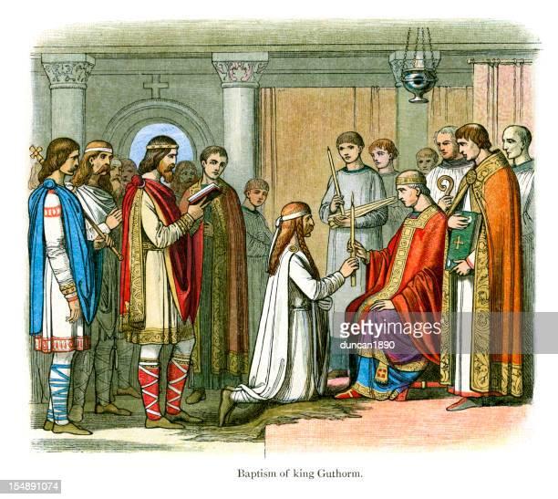 Baptism of King Guthrum