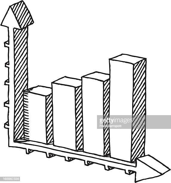Bar-Chart Erfolg inspiriert