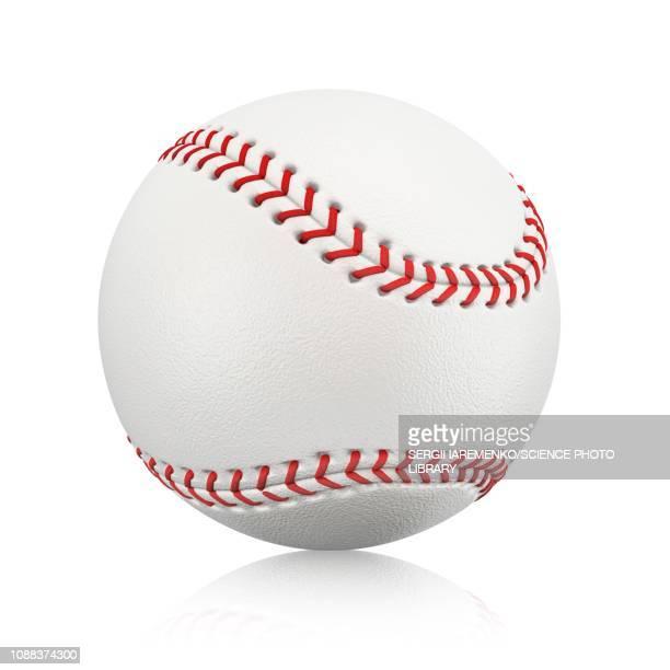 ilustraciones, imágenes clip art, dibujos animados e iconos de stock de baseball ball, illustration - pelota de béisbol
