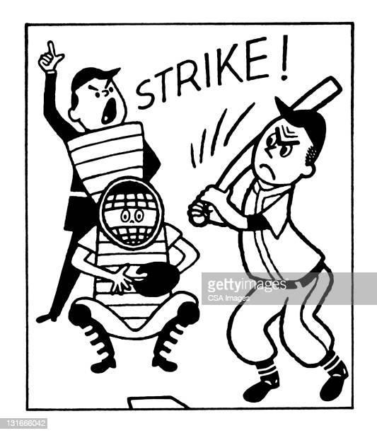 60 Top Umpire Baseball Stock Illustrations Clip Art Cartoons