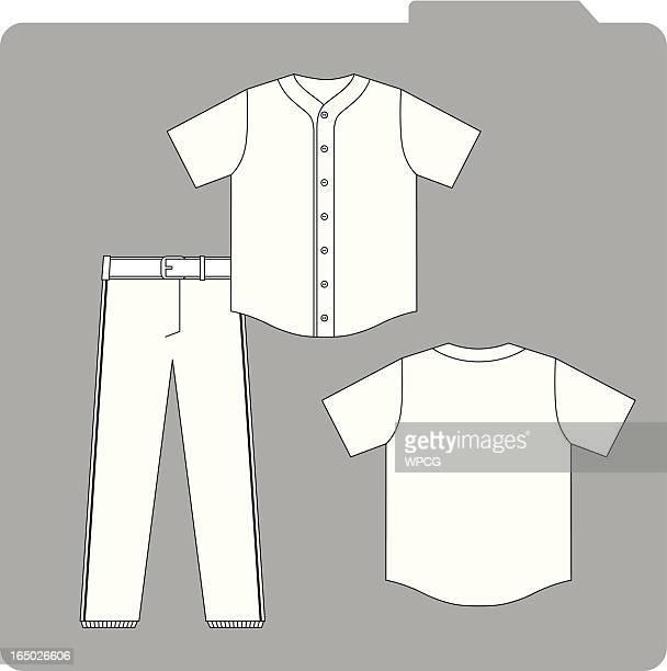 Baseball Uniform Vektorgrafiken und Illustrationen | Getty Images