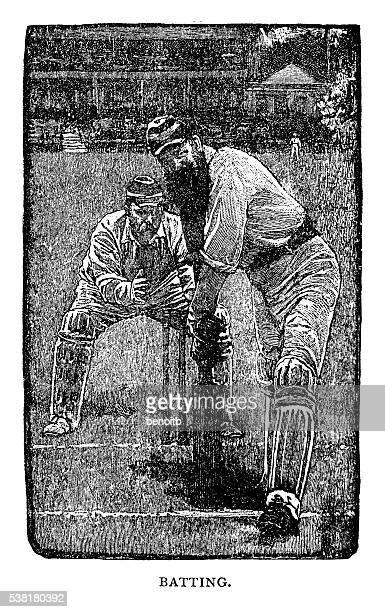 Batting - Cricket