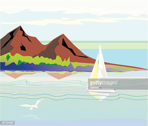 Solomon Islands Beach: Solomon Islands Stock Illustrations And Cartoons