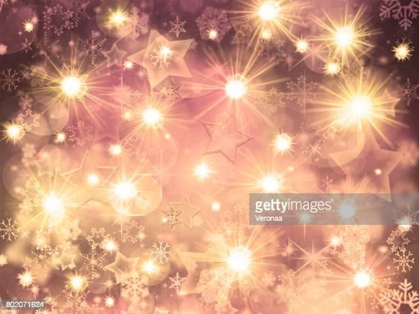 Beautiful shiny Holidays Background