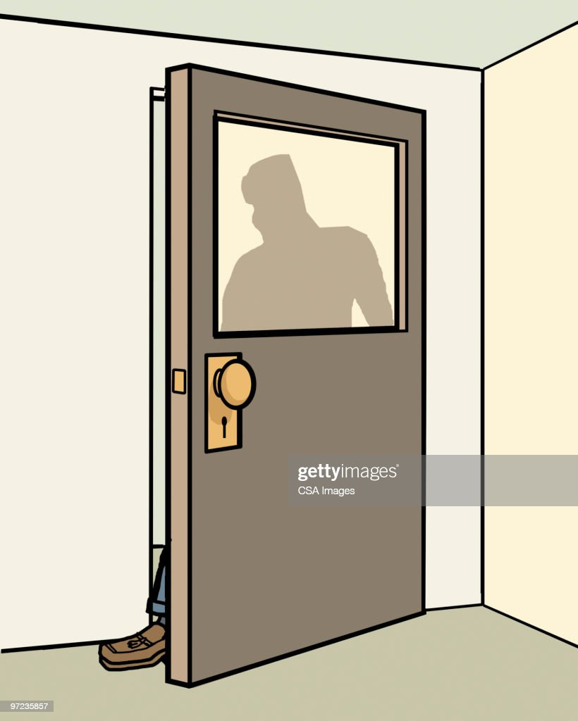 Behind closed doors  sc 1 st  Getty Images & Behind Closed Doors Stock Illustrations and Cartoons | Getty Images