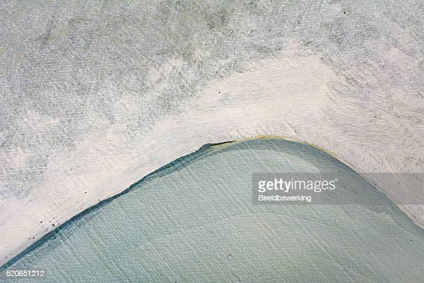 Bending landscape or wave