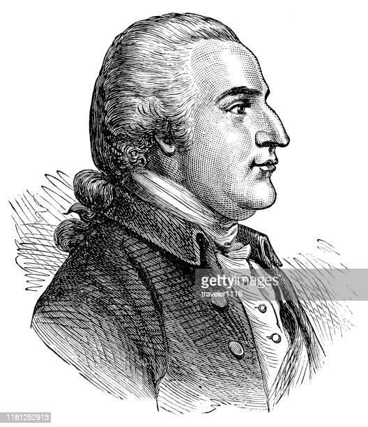 ilustrações, clipart, desenhos animados e ícones de benedict arnold-general americano durante a guerra revolucionária - american revolution