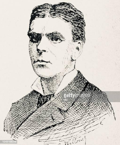 Benoît Constant Coquelin, french actor, 1841-1909