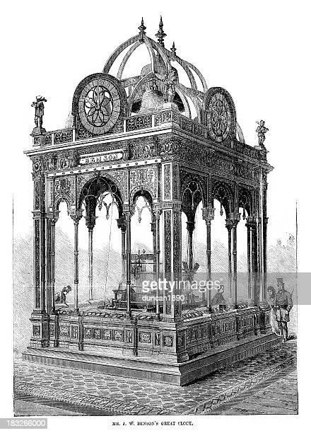 Benson's Great Clock